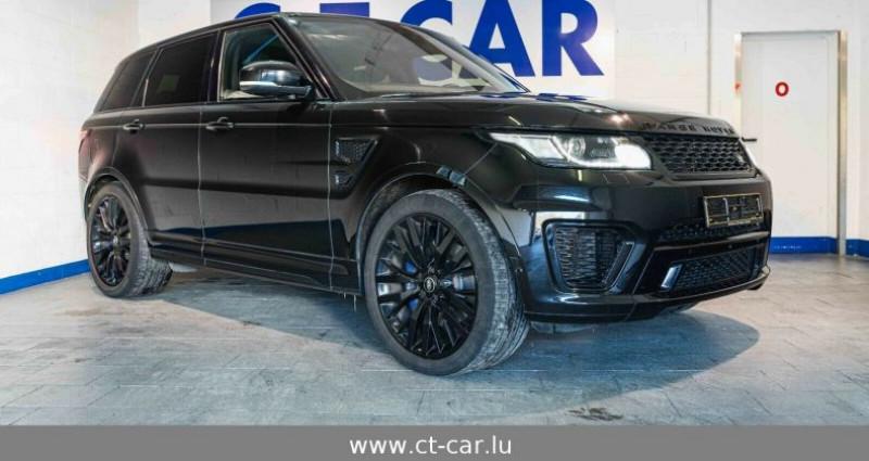 Land rover Range Rover SVR-1Hand-Top Noir occasion à Hesperange