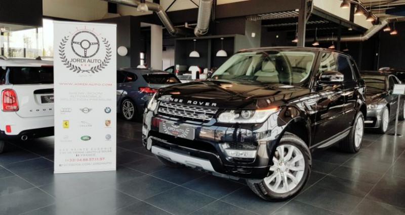 Land rover Range Rover TDV6 3.0 258ch HSE Bva8 Noir occasion à LE SOLER