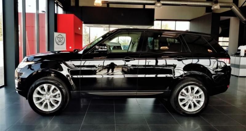 Land rover Range Rover TDV6 3.0 258ch HSE Bva8 Noir occasion à LE SOLER - photo n°2