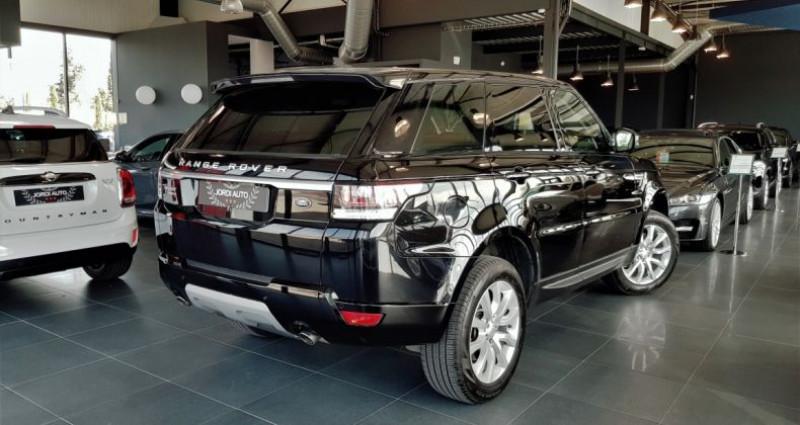 Land rover Range Rover TDV6 3.0 258ch HSE Bva8 Noir occasion à LE SOLER - photo n°3