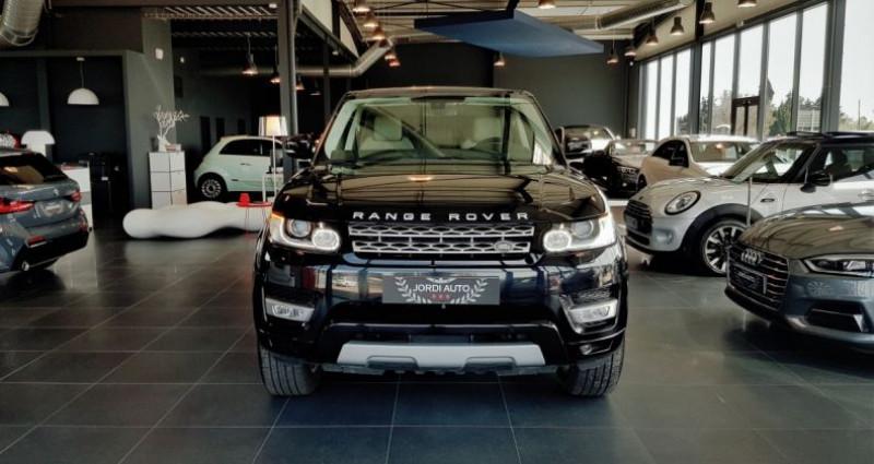 Land rover Range Rover TDV6 3.0 258ch HSE Bva8 Noir occasion à LE SOLER - photo n°4