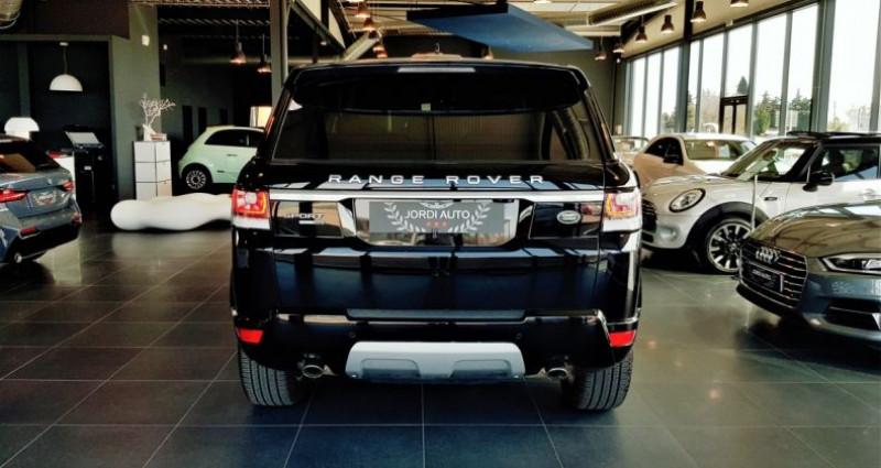 Land rover Range Rover TDV6 3.0 258ch HSE Bva8 Noir occasion à LE SOLER - photo n°5