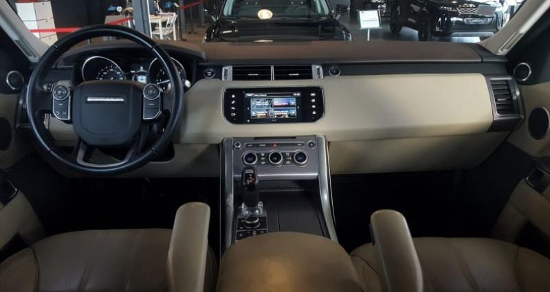 Land rover Range Rover TDV6 3.0 258ch HSE Bva8 Noir occasion à LE SOLER - photo n°6