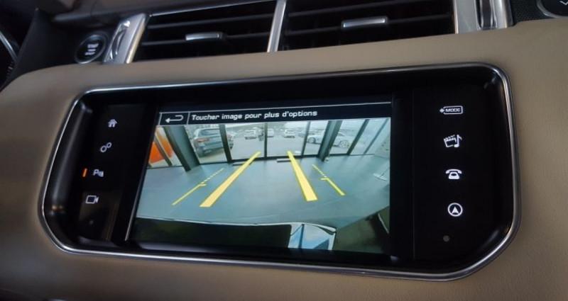 Land rover Range Rover TDV6 3.0 258ch HSE Bva8 Noir occasion à LE SOLER - photo n°7
