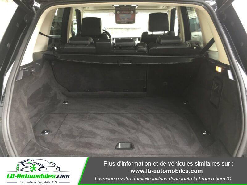 Land rover Range Rover TDV6 3.0L Noir occasion à Beaupuy - photo n°9
