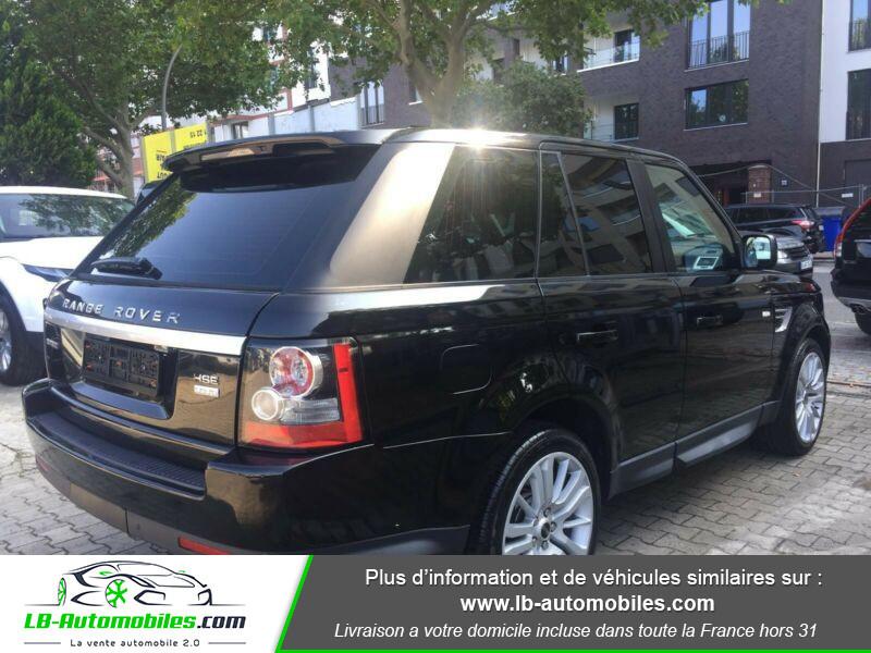 Land rover Range Rover TDV6 3.0L Noir occasion à Beaupuy - photo n°3