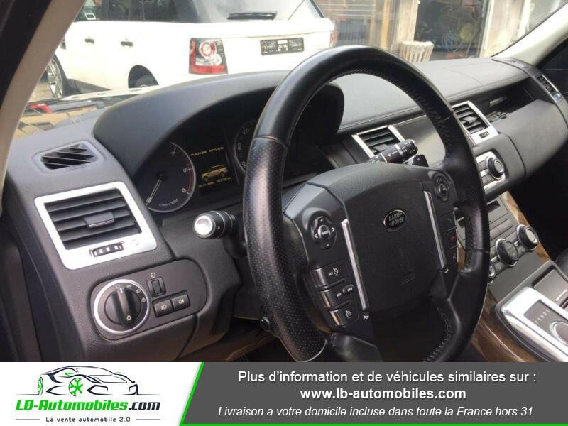 Land rover Range Rover TDV6 3.0L Noir occasion à Beaupuy - photo n°6
