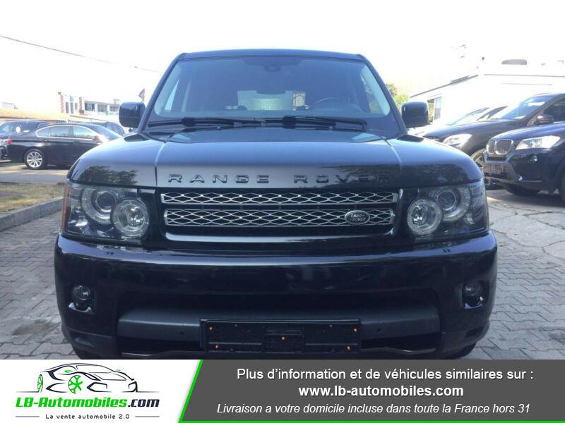 Land rover Range Rover TDV6 3.0L Noir occasion à Beaupuy - photo n°7