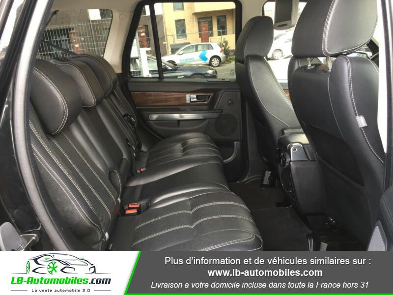 Land rover Range Rover TDV6 3.0L Noir occasion à Beaupuy - photo n°5