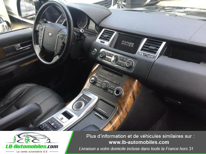 Land rover Range Rover TDV6 3.0L Noir occasion à Beaupuy - photo n°2