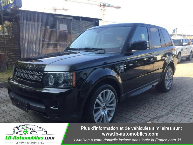 Land rover Range Rover TDV6 3.0L Noir occasion à Beaupuy