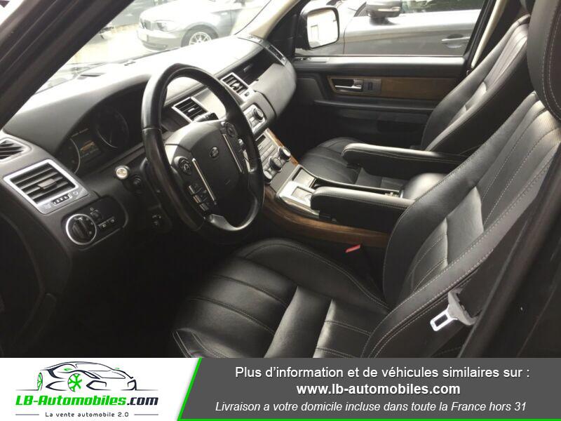 Land rover Range Rover TDV6 3.0L Noir occasion à Beaupuy - photo n°4