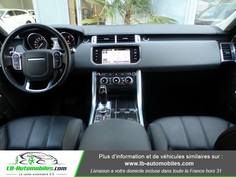 Land rover Range Rover TDV6 3.0L Gris occasion à Beaupuy - photo n°2