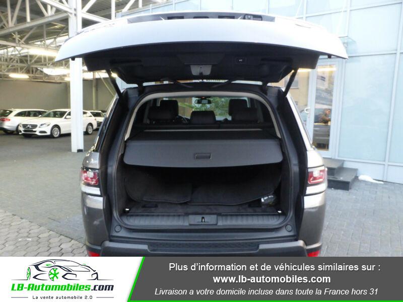 Land rover Range Rover TDV6 3.0L Gris occasion à Beaupuy - photo n°11
