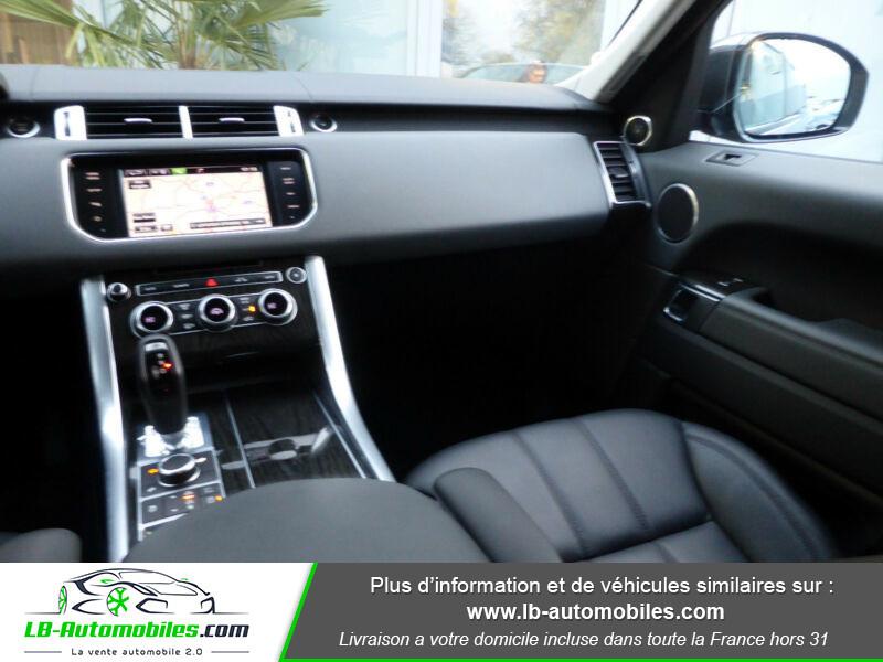 Land rover Range Rover TDV6 3.0L Gris occasion à Beaupuy - photo n°15