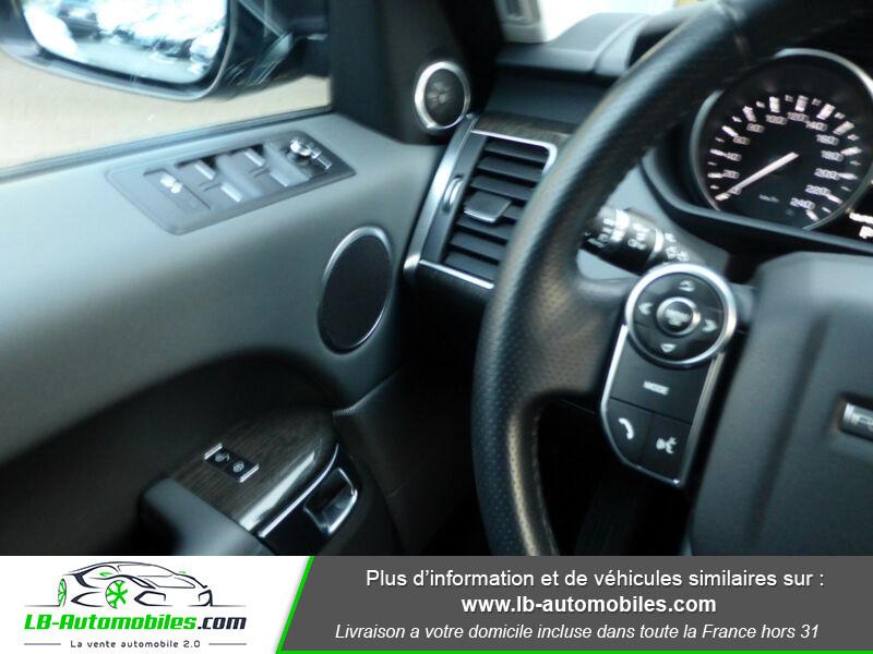 Land rover Range Rover TDV6 3.0L Gris occasion à Beaupuy - photo n°6