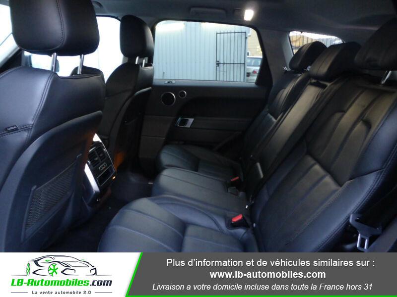 Land rover Range Rover TDV6 3.0L Gris occasion à Beaupuy - photo n°8