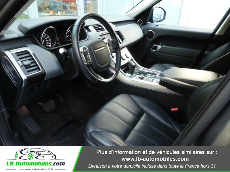 Land rover Range Rover TDV6 3.0L Gris occasion à Beaupuy - photo n°18