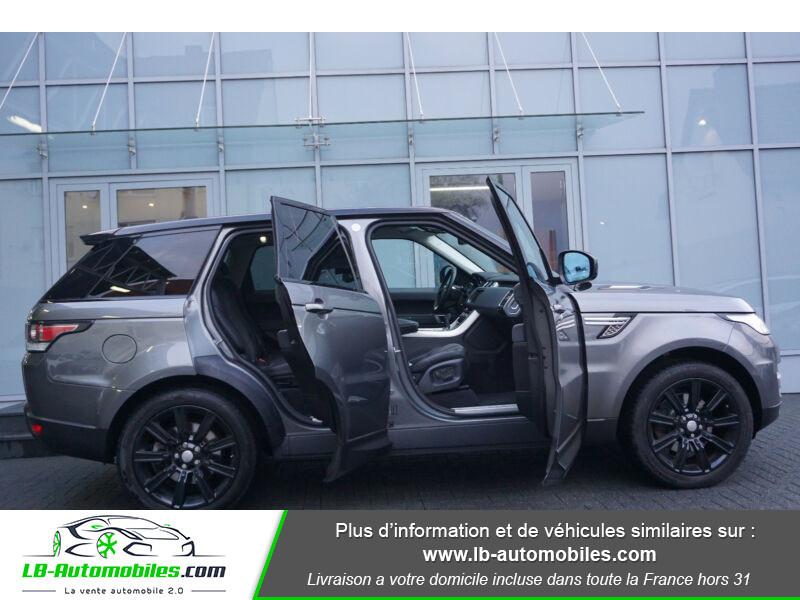 Land rover Range Rover TDV6 3.0L Gris occasion à Beaupuy - photo n°3