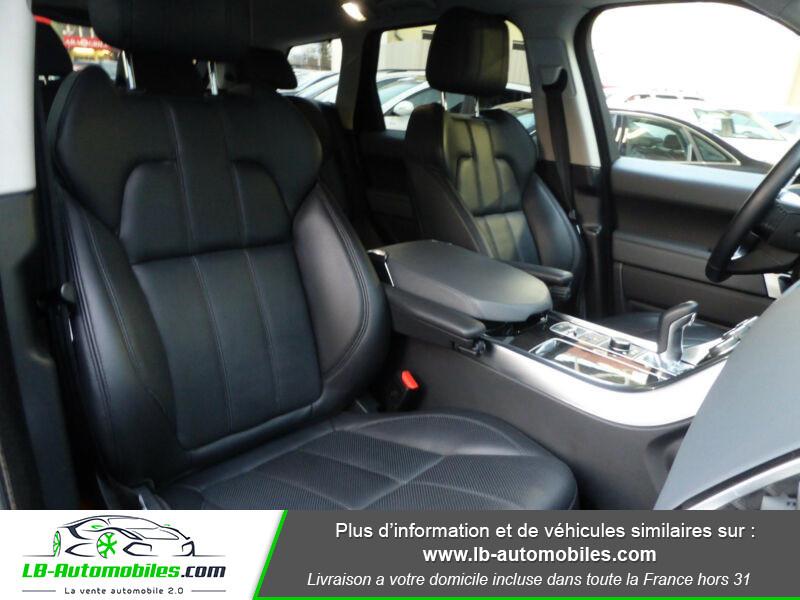 Land rover Range Rover TDV6 3.0L Gris occasion à Beaupuy - photo n°14