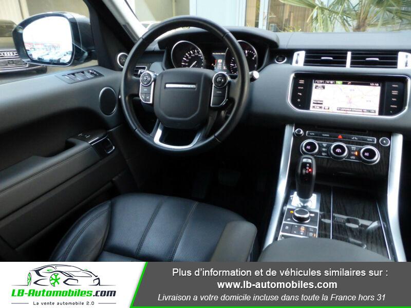 Land rover Range Rover TDV6 3.0L Gris occasion à Beaupuy - photo n°16