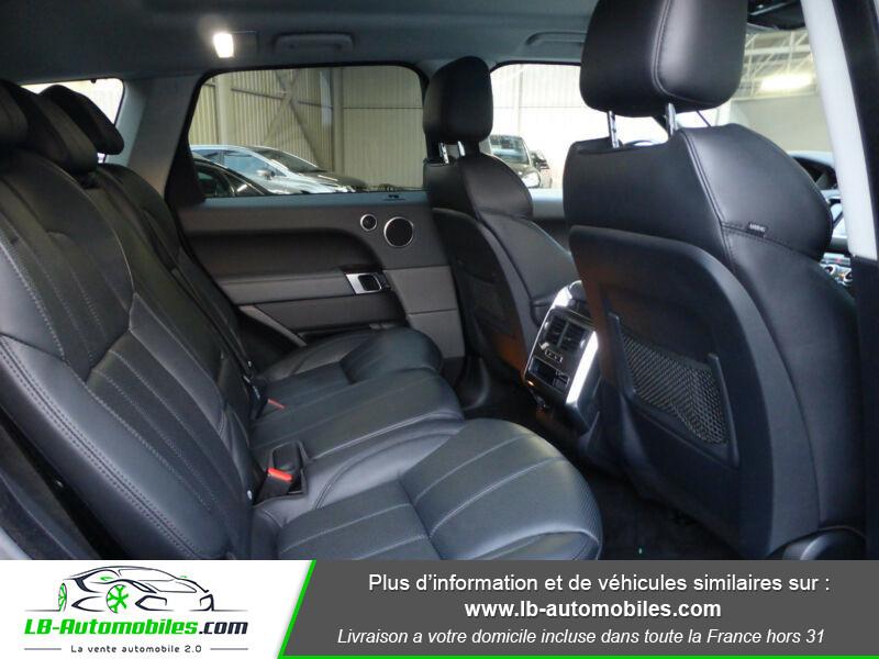 Land rover Range Rover TDV6 3.0L Gris occasion à Beaupuy - photo n°9