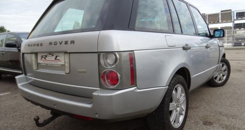 Land rover Range Rover TDV8 3.6L BVA / Jtes 19  GPS  Pdc + Camera cd Harman Kardon Argent occasion à CHASSIEU - photo n°6
