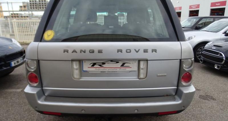 Land rover Range Rover TDV8 3.6L BVA / Jtes 19  GPS  Pdc + Camera cd Harman Kardon Argent occasion à CHASSIEU - photo n°7
