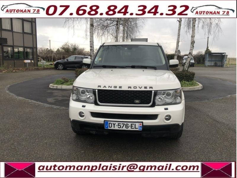 Land rover Range Rover TDV8 HSE MARK VI Blanc occasion à Thiverval-Grignon - photo n°2