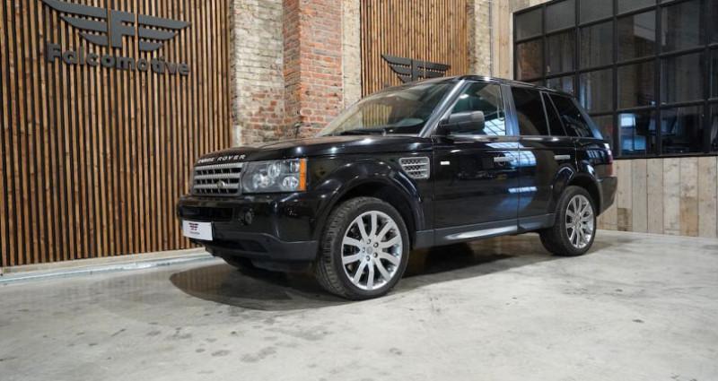 Land rover Range Rover TDV8 - Sound system - Navi - PDC - Xenon - REBUY Noir occasion à HALEN - photo n°6