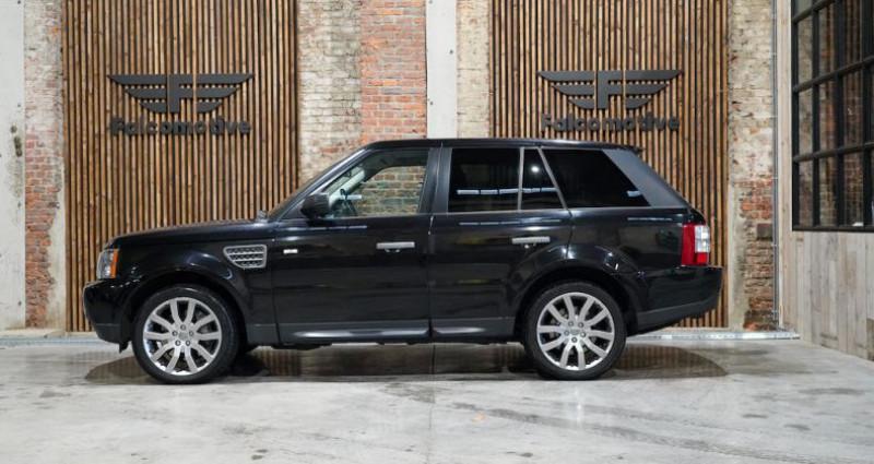 Land rover Range Rover TDV8 - Sound system - Navi - PDC - Xenon - REBUY Noir occasion à HALEN - photo n°3