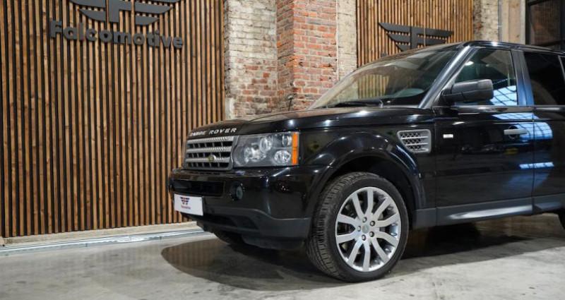 Land rover Range Rover TDV8 - Sound system - Navi - PDC - Xenon - REBUY Noir occasion à HALEN - photo n°7