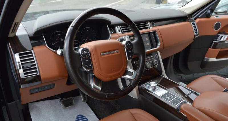 Land rover Range Rover V8 5.0L 550ch SVAutobiography 1 MAIN !! Vert occasion à Lille - photo n°7