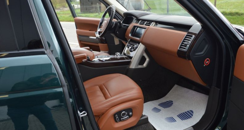 Land rover Range Rover V8 5.0L 550ch SVAutobiography 1 MAIN !! Vert occasion à Lille - photo n°6