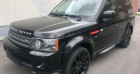 Land rover Range Rover V8 Supercharged Noir à Boulogne-Billancourt 92