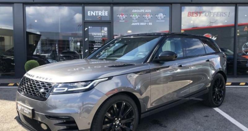 Land rover Range Rover Velar R-Dynamic HSE Gris occasion à FOETZ