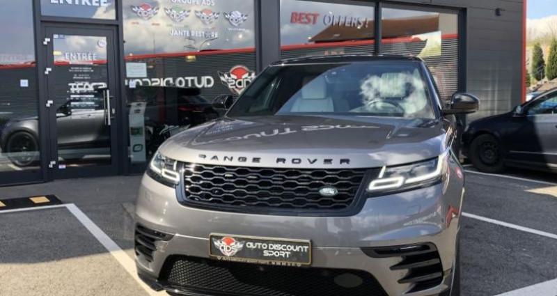 Land rover Range Rover Velar R-Dynamic HSE Gris occasion à FOETZ - photo n°4