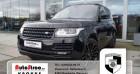 Land rover Range Rover Vogue 3.0 TDV6 BLACK PACK NAVI Noir à Moerkerke 83
