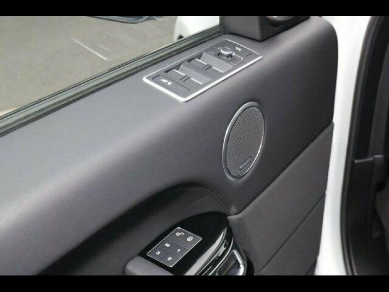 Land rover Range Rover VOGUE HSE Blanc occasion à BEAUPUY - photo n°4