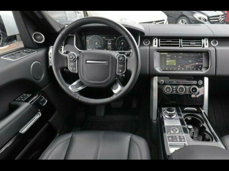 Land rover Range Rover VOGUE HSE Blanc occasion à BEAUPUY - photo n°5