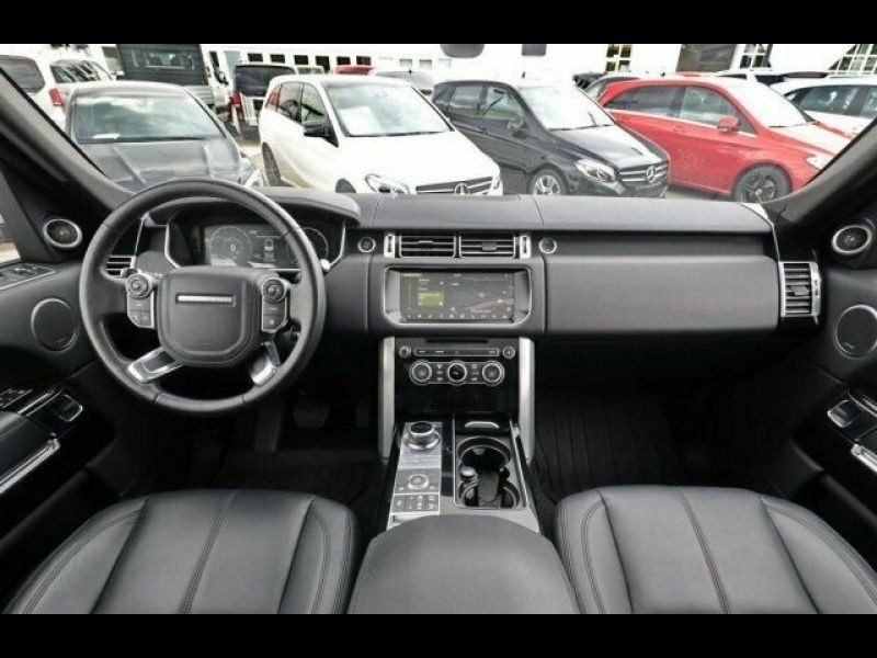 Land rover Range Rover VOGUE HSE Blanc occasion à BEAUPUY - photo n°8