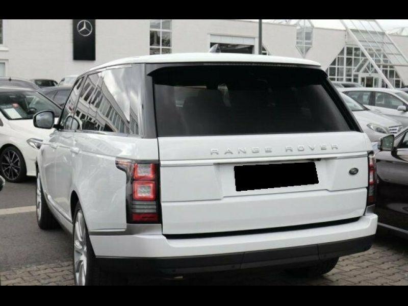 Land rover Range Rover VOGUE HSE Blanc occasion à BEAUPUY - photo n°3