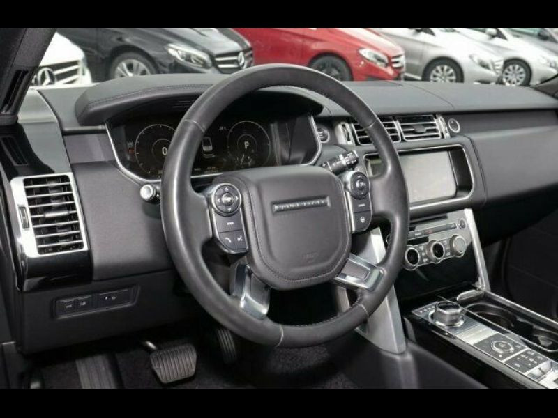 Land rover Range Rover VOGUE HSE Blanc occasion à BEAUPUY - photo n°2