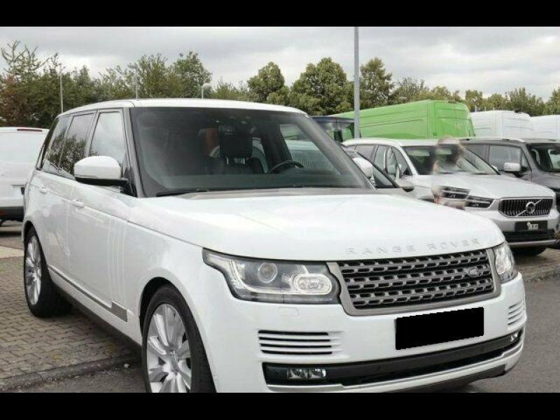 Land rover Range Rover VOGUE HSE Blanc occasion à BEAUPUY