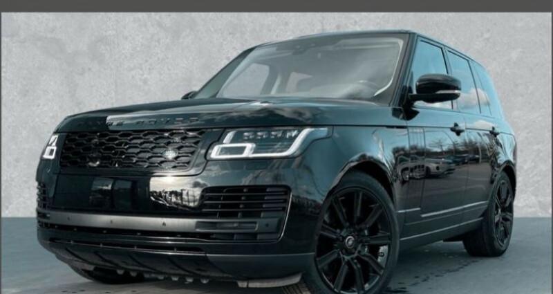Land rover Range Rover Vogue Hybride P400e Noir occasion à Boulogne-Billancourt