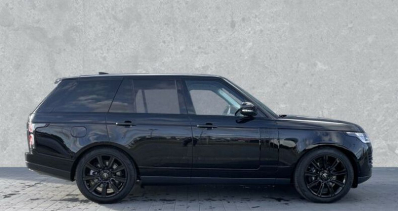 Land rover Range Rover Vogue Hybride P400e Noir occasion à Boulogne-Billancourt - photo n°6