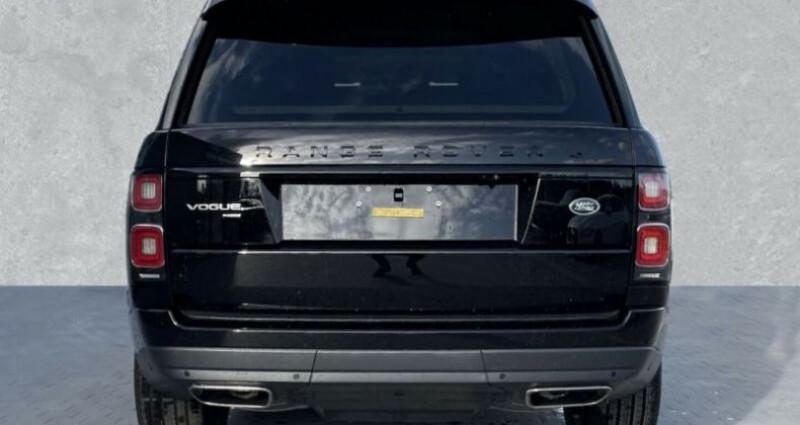 Land rover Range Rover Vogue Hybride P400e Noir occasion à Boulogne-Billancourt - photo n°7