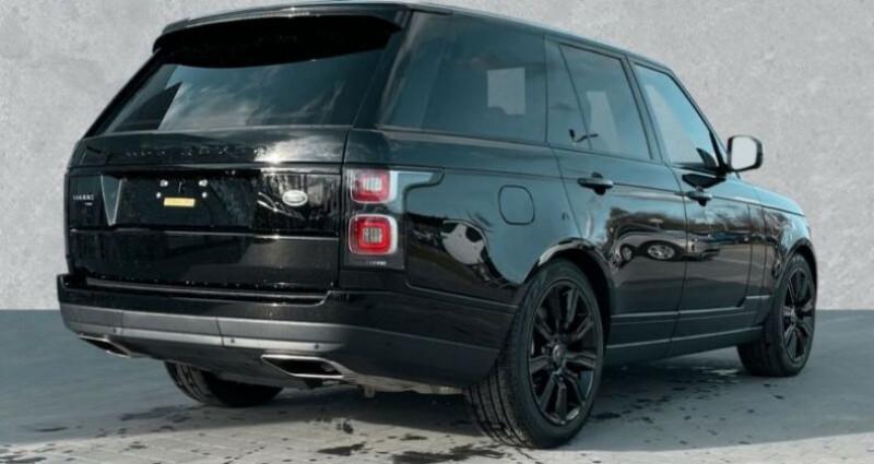 Land rover Range Rover Vogue Hybride P400e Noir occasion à Boulogne-Billancourt - photo n°2