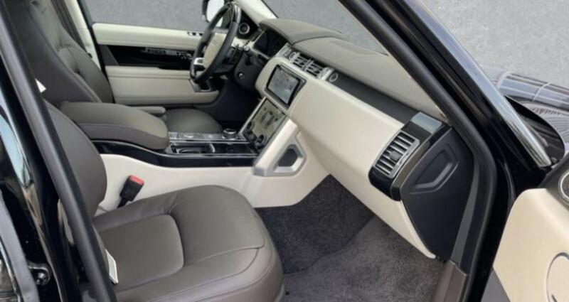 Land rover Range Rover Vogue Hybride P400e Noir occasion à Boulogne-Billancourt - photo n°4