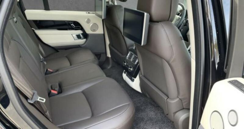 Land rover Range Rover Vogue Hybride P400e Noir occasion à Boulogne-Billancourt - photo n°5